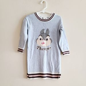 Thumper Gap Disney Sweater Dress 4
